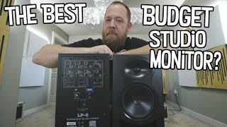 The Best Budget Studio Monitors? Kali Audio LP-6 Review!