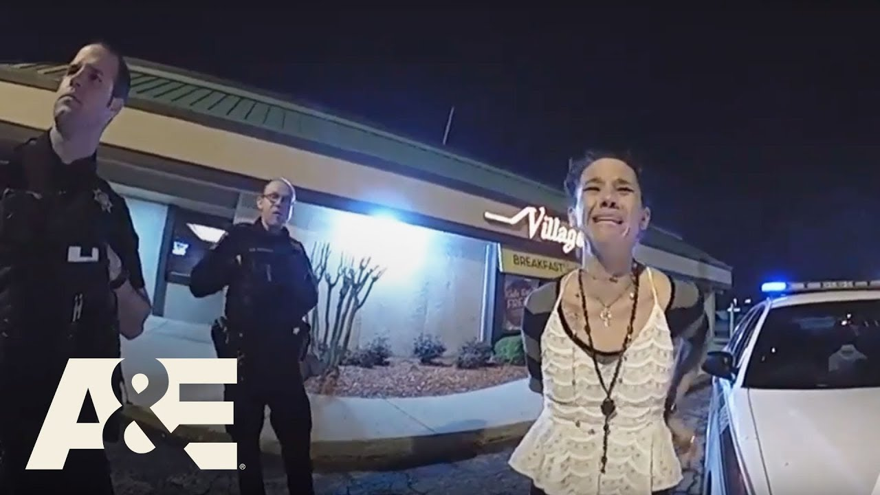 LivePD in Salinas: Top clips of cops so far this year