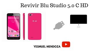 Revivir Blu Studio 5.0 C HD ( D534u )