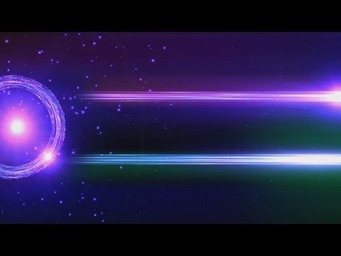 60FPS Magic Ring Title Screen for your text Animation HD Background Video 1080p Footage Stock