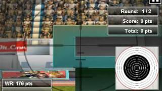 IPhone Games - Triple Shot Sports - Rifle
