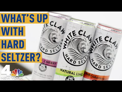 Aaron Zytle - MillerCoors' New Hard Seltzer Has 30 Times More Vitamin C Than an Orange