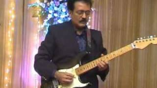 NAZAR NA LAG JAAYE.on GUITAR..by VINIT DAVE