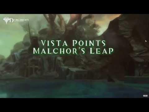 Guild Wars 2 - Vista Guide - Malchor's Leap