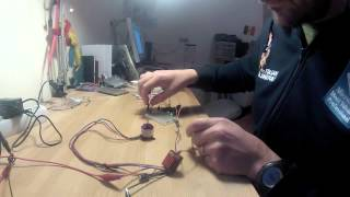 ESC calibration with the Arduino by Simone Chiaretta on YouTube