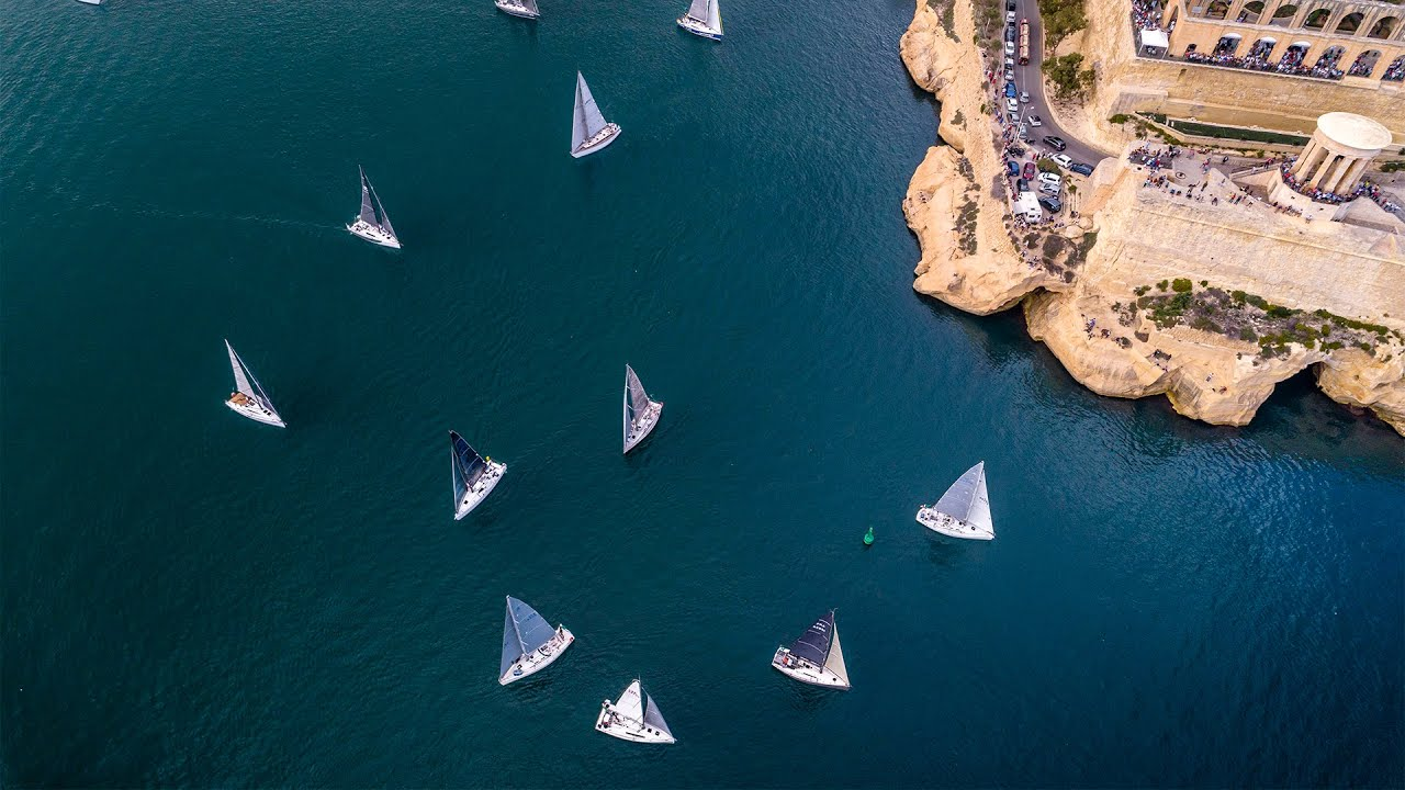 The Rolex Middle Sea Race – a test like no other