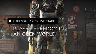 Fallout 4 – Player Freedom in an Open World