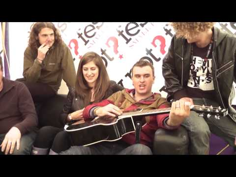 YNOT TV... Reverend and the Makers Interview