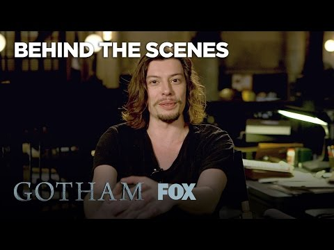 What Makes The Mad Hatter Tick With Benedict Samuel  Season 3  GOTHAM