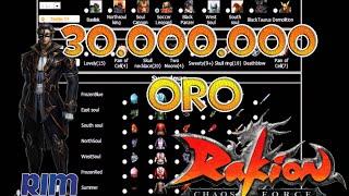 "Rakion - ""Chances"" Obteniendo 30.000.000 oro"