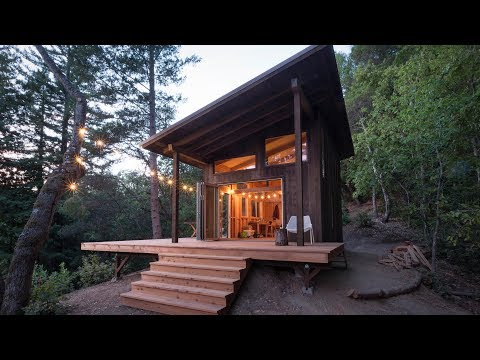 The Land 2018: Building a DIY cabin from the ground up