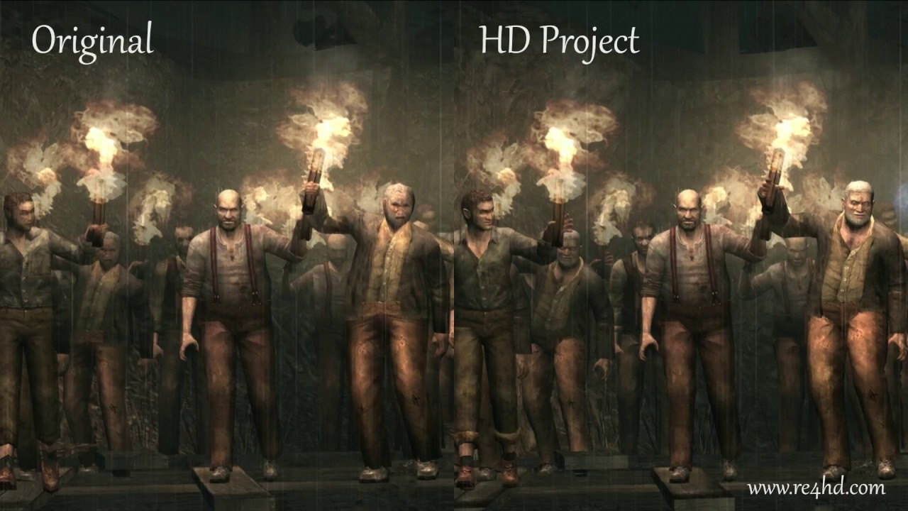 resident evil 4 HD Project (PC) - Fixing some technical issues! (PART 5)