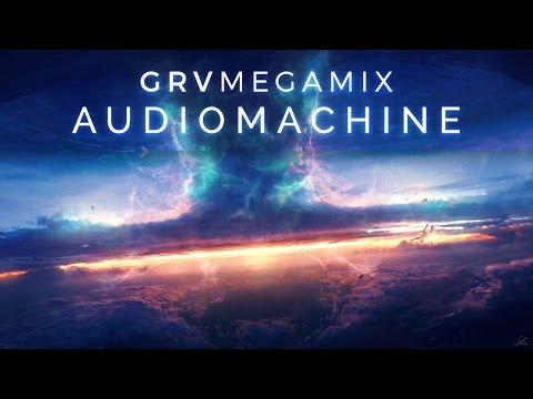 15 Hours of Epic Action, Adventure & Drama Music: audiomachine  GRV MegaMix