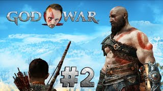 God Of War 🛡️ Episode 02: Close Off Your Heart | Playthrough English/German | Get Germanized Gaming