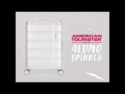 American Tourister Alumo - Koffergigant