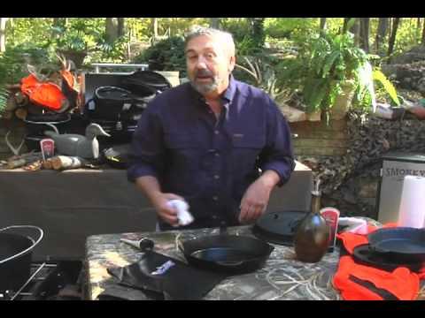 Cast Iron Conditioning Myth - Scott Leysath