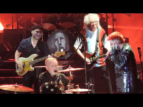 Queen + Adam Lambert Under Pressure Live at Hollywood Bowl 2017