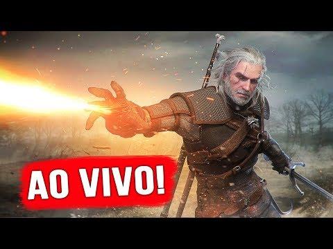 THE WITCHER 3 AO VIVO - SEM ARMADURA E NO MARCHA DA MORTE! + SORTEIO DE JOGOS (PS4 PRO) thumbnail