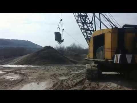 ROUSTON BUCYRUS 30 RB - Dragline Excavator