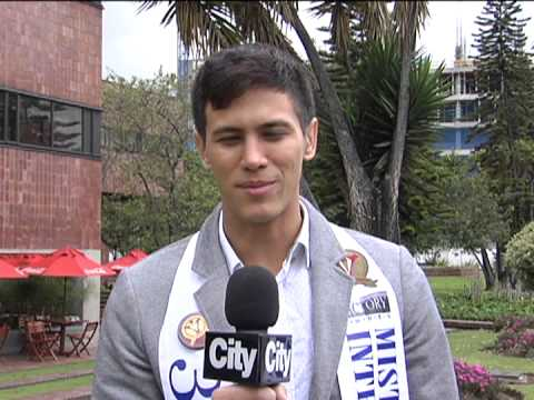 MISTER COLOMBIA INTERCONTINENTAL 2013