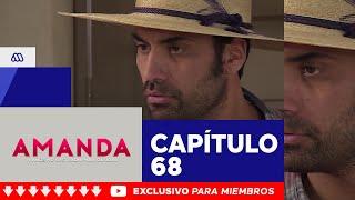 Amanda -  ¡Víctor descubrió a Melisa y Mateo! / Capítulo 68