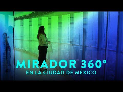Cetro México: Conoce el mirador inteligente 360º y de realidad aumentada en el WTC (2021)