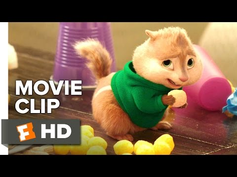 Alvin and the Chipmunks: The Road Chip Movie CLIP - Pizza Toots (2015) - Movie HD