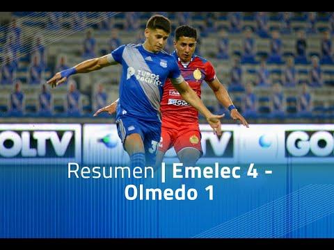 Emelec Olmedo Goals And Highlights