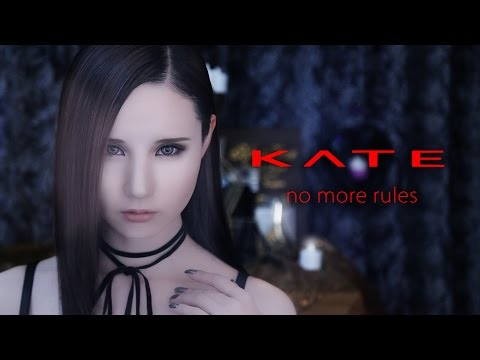 KATEコスメで黒髪クールハーフメイク【プチプラ・ドラッグストアコスメ】Halo Smokey Eye