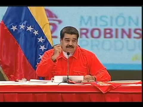 Maduro aumenta salario mínimo a Bs. 97.531 a partir del 1 de julio de 2017