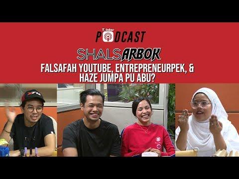 ShalsArbok - Falsafah Youtube, Entrepreneurpek, & Haze Jumpa PU Abu?