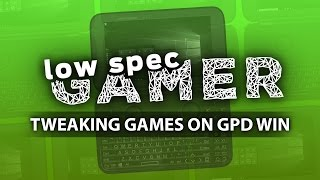 GPD WIN review: Running games on a tiny handheld PC (Rocket League, Skyrim, MGS5 and more)