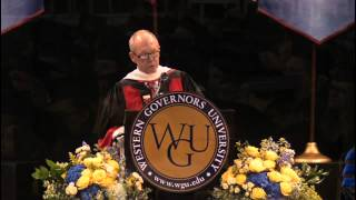 WGU Summer 2014 Commencement - Full General Ceremony