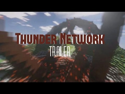Thunder-Network | Trailer / Faction / PvP / UHCRun / Survie / Creatif | Crack Fr 1.7-1.8 from YouTube · Duration:  44 seconds