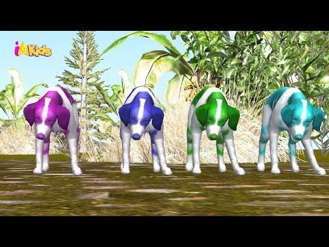 farm-animals-names-and-sound---kids-learning---with-cartoon-characters-for-kids-|-istarkids
