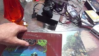 Video Games Gold Jewelry Records +. Flea Market Garage Yard Estate Sale Finds Pick-ups - 5/15/15