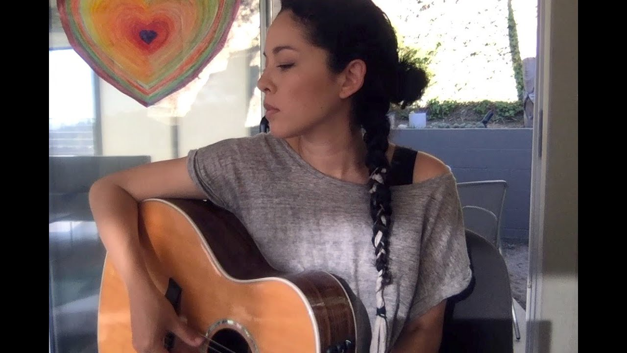 Download Naked As We Came - Iron & Wine (Kina Grannis Cover)