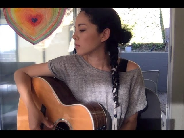 Naked As We Came - Iron & Wine (Kina Grannis Cover)