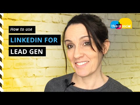 How to Get Leads from Linkedin (2019) – the best lead generation platform when you have zero budget.