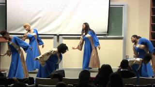"ACTS Praise Dancers 2-08 ""Alabaster Box"" By Shana Wilson"