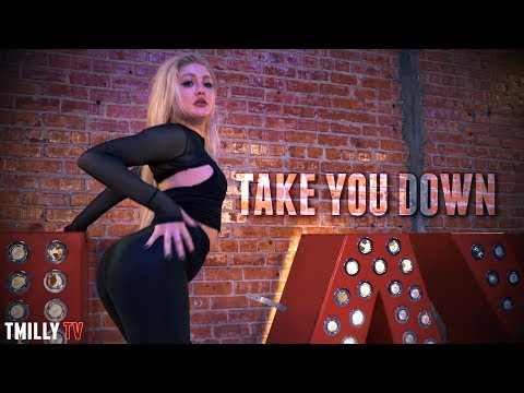 Chris Brown - Take You Down - Choreography by Marissa Heart  TMillyTV