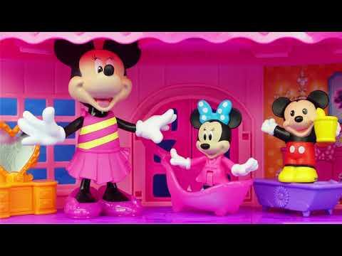 米奇妙妙屋米妮的大房子,米老鼠的迪士尼兒童玩具