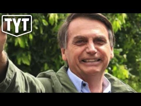 NEW Evidence Jair Bolsonaro Cheated In Election