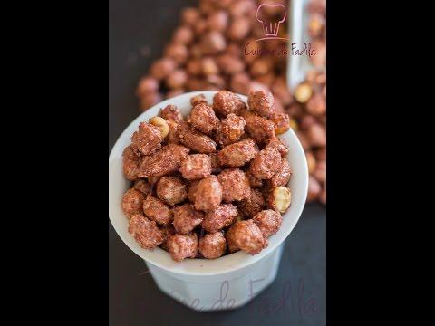 Chouchous Ou Pralines, Candied Peanut, الفول السوداني الملبس