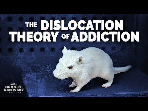 The Dislocation Theory Of Addiction