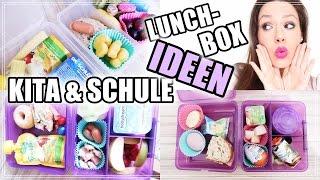 Brotdose I Lunchbox I Snacks I Frühstück für KITA I Schule