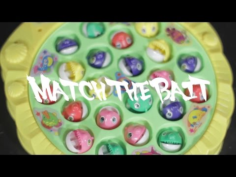 3SET-BOB - MATCH THE BAIT