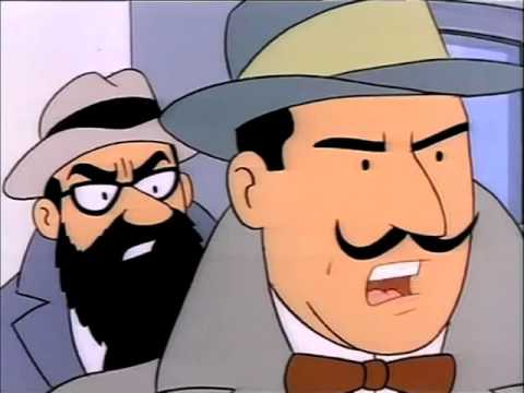 Adventures Of Tintin Hergé  The Black Island  Cartoon Full Episodes  Müller   YouTube