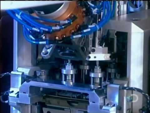 How It's Made - Microprocessors