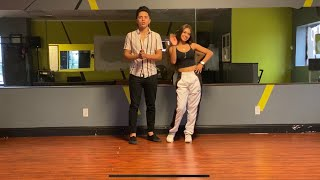 How To Dance Bachata Footwork